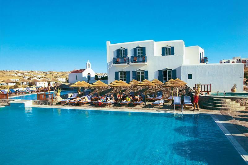 Hotel Kalypso Kyma Thalasso Spa - Mykonos stad - Mykonos